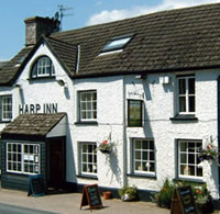 Harp Inn Glasbury