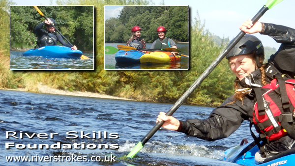 river skills week holiday