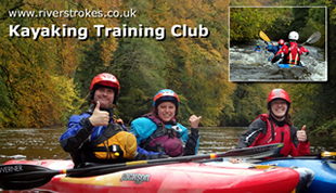 kayaking club wales